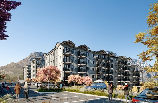 Toru – Apartments at Remarkables Park